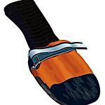 View Image 1 of Muttluks Fleece Lined Boots - Orange