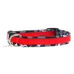 View Image 4 of My Canine Kids Signature Collar - Red