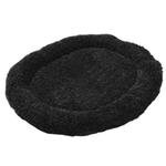 View Image 1 of Nature Nap Oval Pet Bed - Charcoal