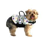 View Image 1 of Nautical Designer Dog Life Jacket