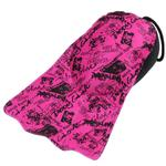 View Image 3 of Neoprene Fin Dog Toy by Body Glove - Pink