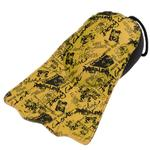 View Image 3 of Neoprene Fin Dog Toy by Body Glove - Yellow