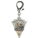 View Image 1 of New Orleans Saints Pennant Dog Collar Charm