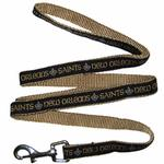 View Image 1 of New Orleans Saints Officially Licensed Dog Leash