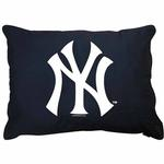 View Image 1 of New York Yankees Dog Bed