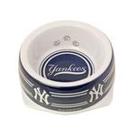View Image 1 of New York Yankees Plastic Dog Bowl
