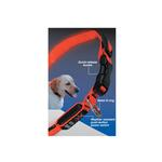 View Image 2 of Nite Dawg LED Dog Collar - Orange