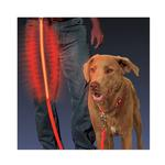 View Image 1 of Nite Dawg LED Dog Leash - Red