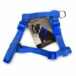 Nylon Harness by Zack & Zoey - Nautical Blue