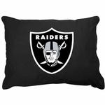 View Image 1 of Oakland Raiders Dog Bed