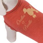View Image 1 of Oodles of Poodle Dog Shirt - Red