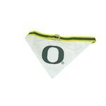 View Image 1 of Oregon Ducks Dog Collar Bandana