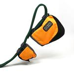 View Image 4 of Outward Hound Dog Leash Mate - Orange
