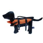 View Image 2 of Outward Hound Dog Life Jacket - Orange