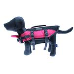 View Image 2 of Outward Hound Dog Life Jacket - Pink