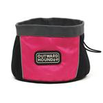 View Image 1 of Outward Hound Port A Bowl - Pink