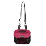 View Image 7 of Outward Hound Quick Access Dog Treat Bag - Pink
