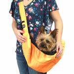 View Image 6 of Outward Hound Sling Pet Carrier - Orange