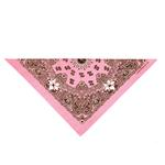 View Image 1 of Paisley Floral Dog Bandana