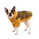 View Image 3 of Paramount Dog Hoodie by Pinkaholic - Mustard