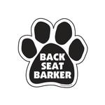 View Image 1 of Paw Magnet - Back Seat Barker