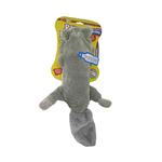 View Image 1 of Pawdoodles Krinklers Dog Toy - Squirrel