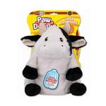 View Image 1 of Pawdoodles Mega Krinklers Dog Toy - Cow