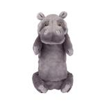 View Image 1 of Pawdoodles Mega Krinklers Dog Toy - Hippo