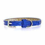 View Image 2 of Pearl and Jewel Ice Cream Collar - Blue