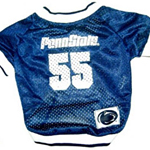 View Image 1 of Penn State Nittany Lions Dog Jersey