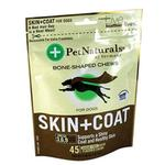 View Image 1 of Pet Naturals Dog Skin and Coat Soft Chews