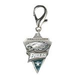 View Image 1 of Philadelphia Eagles Pennant Dog Collar Charm