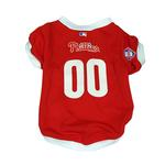 View Image 1 of Philadelphia Phillies Baseball Dog Jersey