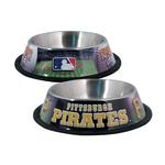 View Image 1 of Pittsburgh Pirates Dog Bowl