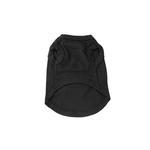 View Image 2 of Plain Dog Shirt - Black
