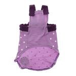 View Image 2 of Polka Dot Dog Dress - Lilac