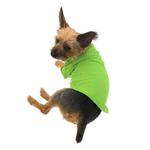 View Image 5 of Polo Dog Shirt - Parrot Green