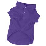 Polo Dog Shirt - Ultra Violet