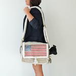 View Image 5 of Pony Express Dog Carrier - Betsy Ross