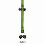 Poochie Bells Dog Doorbell - Classic Solid Designs