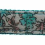 View Image 4 of Primavera Dog Leash by Pinkaholic - Aqua