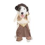 View Image 1 of Princess Leia Slave Girl Dog Halloween Costume