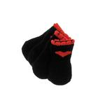 View Image 1 of Red Heart Soxy Paws Dog Socks - Black