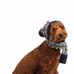 View Image 1 of Reindeer Dog Hat by Pinkaholic - Navy