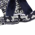 View Image 3 of Reindeer Dog Hat by Pinkaholic - Navy