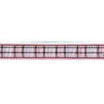 View Image 1 of Ribbon London Plaid Pink Dog Leash