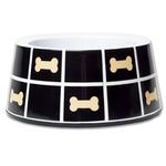 View Image 1 of Rover's Bones Dog Bowl