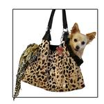 RunAround Dog Tote Carrier - Tan