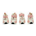 Runner Dog Sneakers by Dogo - Pink