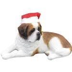 View Image 1 of Saint Bernard Christmas Ornament